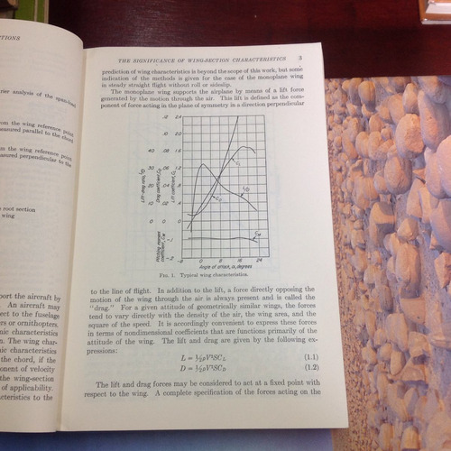 theory of wing sections. ira h. abbott. editorial dover.