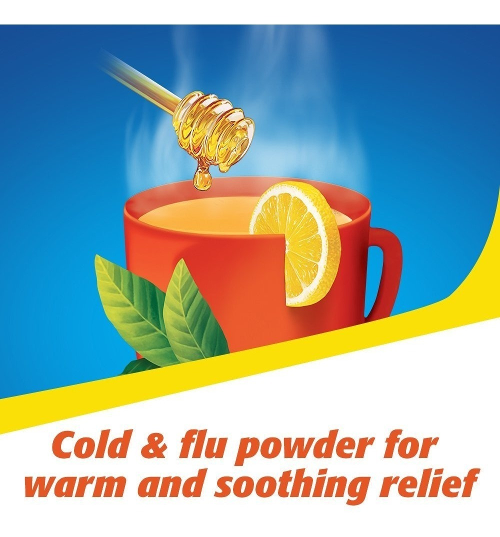 Theraflu Nocturno Gripe Severa Y Medicamentos Para La Tos M