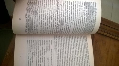 therapy novela en ingles