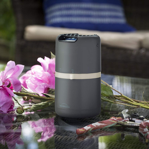 thermacell mr d201 halo mosquito repeller patio shield gr...