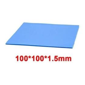 Thermal Pad Manta Térmica Dissipador 10cm X 10cm 1.5mm