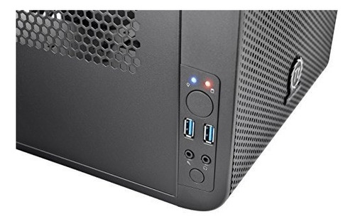 thermaltake core v1 spcc mini itx cube gaming computer case