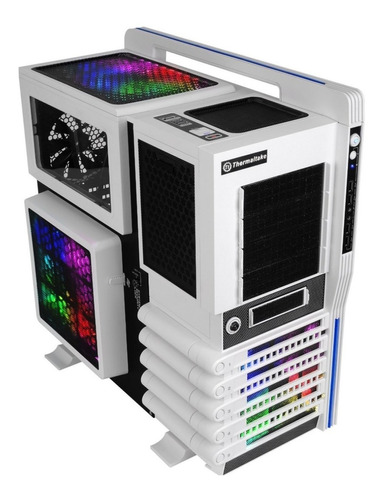 thermaltake level 10 gt snow edition torre computador case