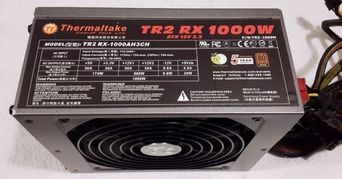 thermaltake tr2 600 tr2 rx750  tr2 rx 1000 servicio tecnico