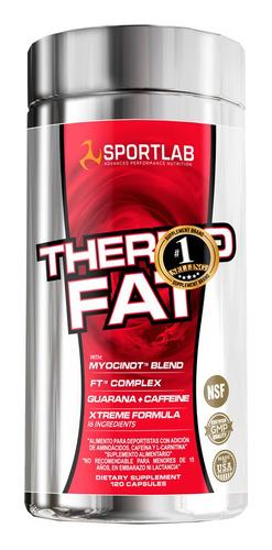 thermo fat regular - sportlab (120 caps)
