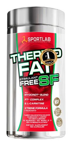 thermo fat sf 2.0 - 120 caps, sl