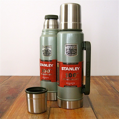 thermo importado!inoxidable!1.l!bebida caliente 24hr!stanley