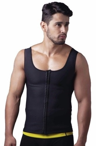 thermo shaper chaleco reductor para hombre