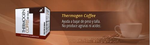 thermogen coffee omnilife (café adelgazante) garantia/rnd