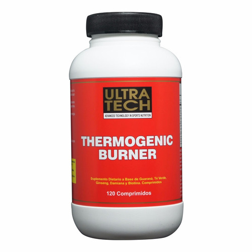 thermogenic burner, ultra tech quemador de grasa