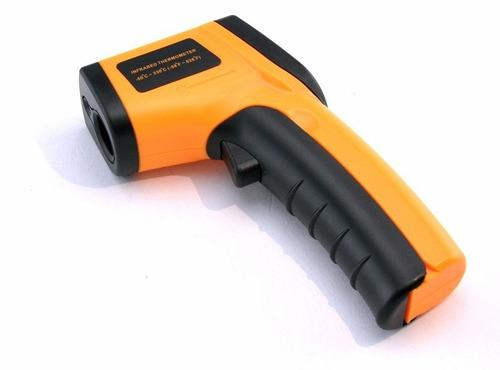 thermometer  digital infrared pantalla lcd  -50 a 330ª