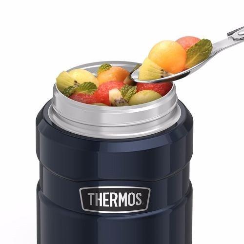 thermos king taza inoxidable para alimentos 16oz