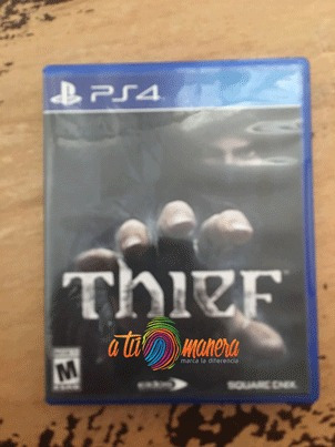 thief ps4 solo venta