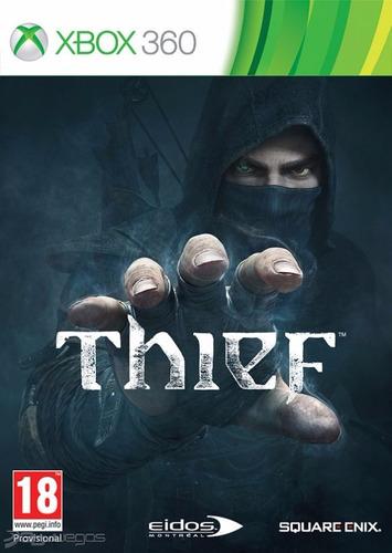 thief xbox 360 acepto cambios gxa