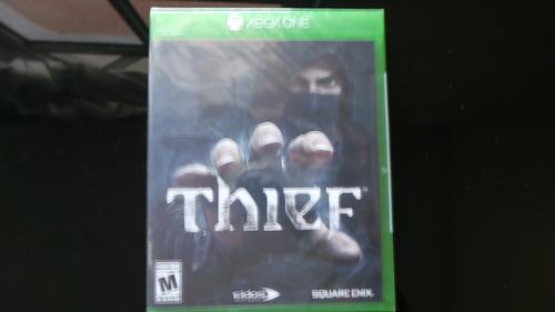 thief xbox one nuevo, sellado