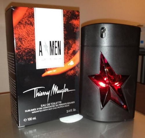 thierry mugler a men the taste of fragrance 100ml original