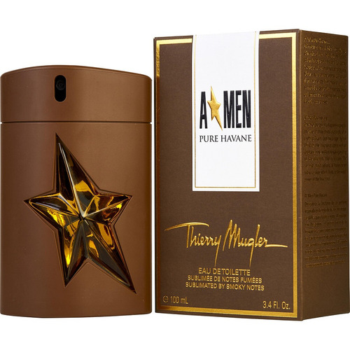 thierry mugler a*men pure havane 100 ml