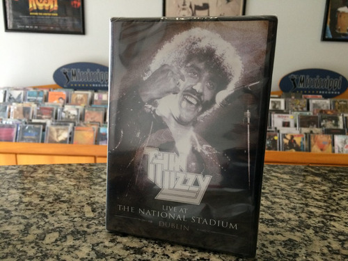 thin lizzy - live at the national stadium (dvd)