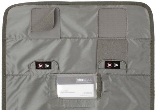 think tank retrospective 5 mochila maleta fotógrafos gris