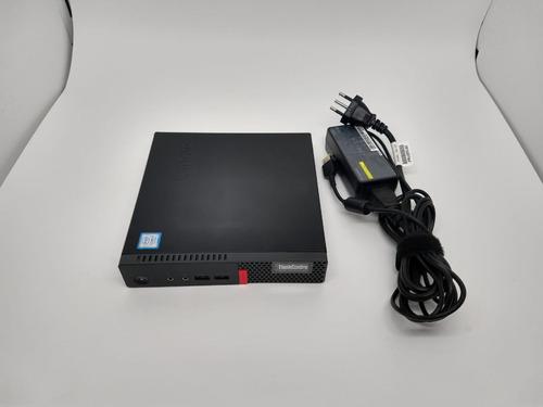 thinkcentre m710q processador core i5-7400 8gb ssd 240gb