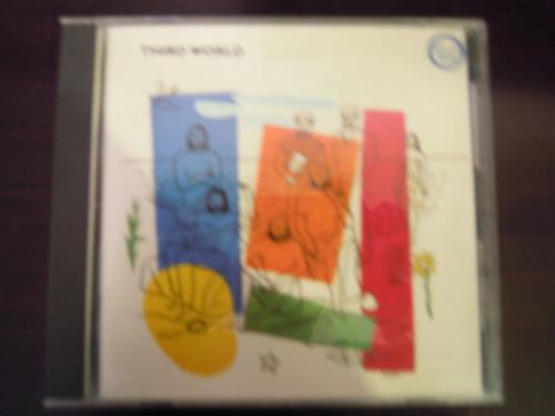 third world cd reggae greats importado sello mango island