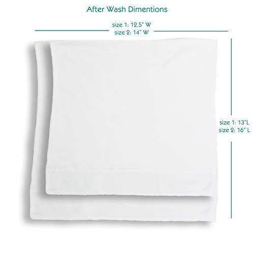 thirsties hemp /insertos de pañal de tela de algodón !