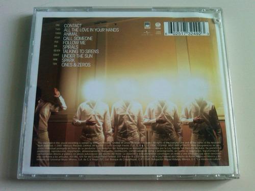 thirteen senses contact cd usado nacional