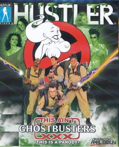 this ain't ghostbusters ( parodia porno ) lisa ann