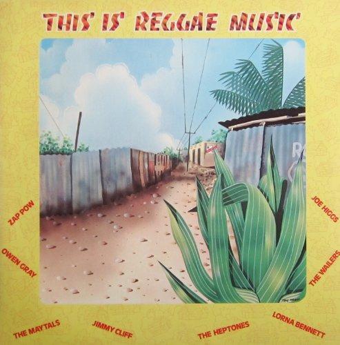 this is reggae music [vinilo]
