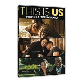 This Is Us -serie Completa - Dvd