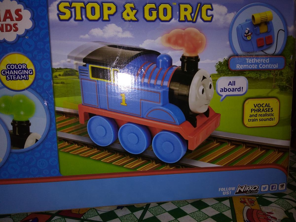Thomas And Friends Stop & Go R/c - $ 30.000 en Mercado Libre
