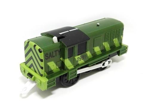 thomas e seus amigos - salty - motorizada trackmaster