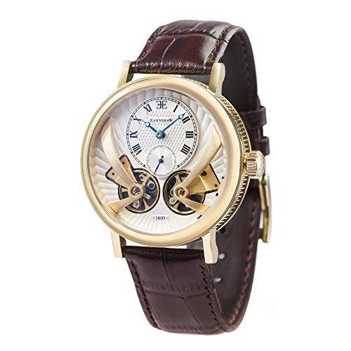 Earnshaw Thomas De Automatico Reloj Casual Acero Inoxidable drthQsCx