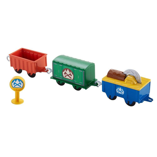 thomas & friends - motorizado - vagões