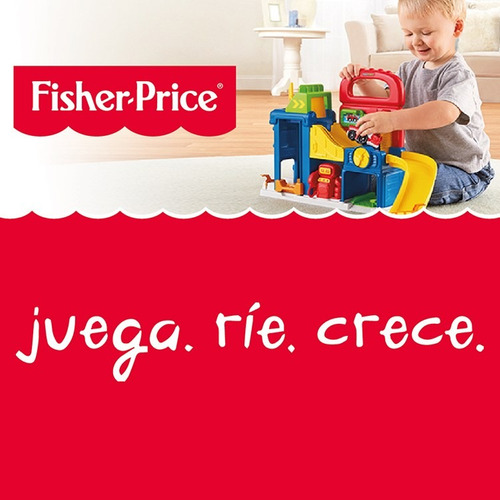 thomas & friends - sonajas sobre ruedas - fisher price dtn23
