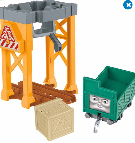 thomas & friends trackmaster dynamite delivery