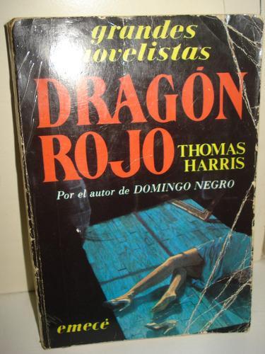 thomas harris - el dragon rojo