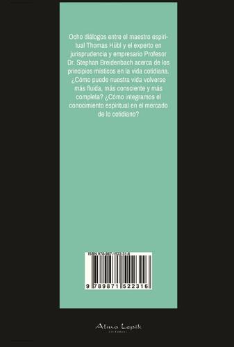 thomas hübl - principios místicos - editorial alma lepik
