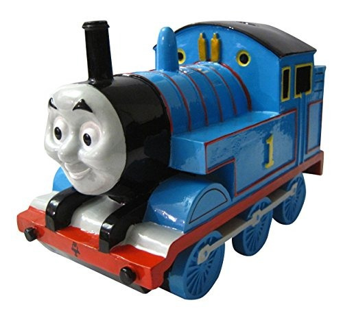 thomas the train tank engine banco de monedas