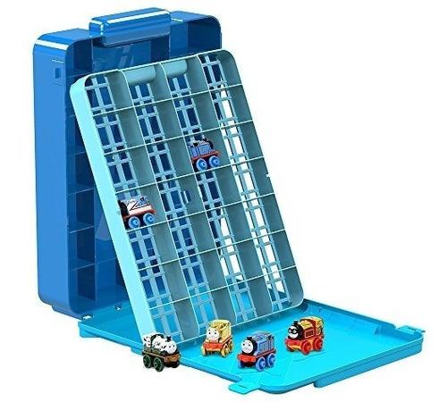 thomas y amigos minis almacenamiento de tren de caso