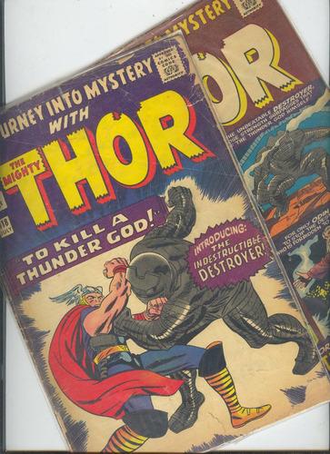 thor #156 (1968) marvel en ingles idd