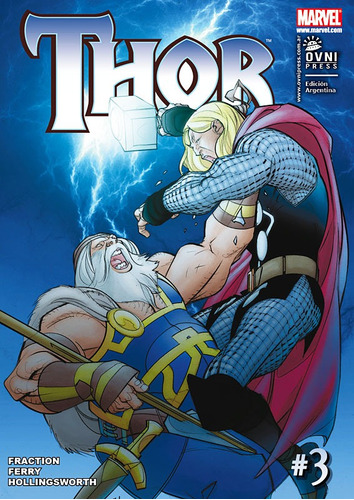 thor 3 - fraction, ferry, hollingsworth