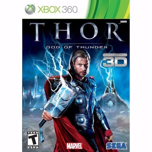 thor 3d xbox360
