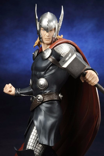thor artfx kotobukiya marvel figura avengers 20 cms
