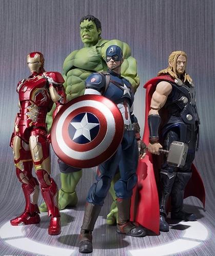 thor avengers - s.h figuarts - bandai