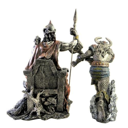 thor e odin mitologia nórdica deus do trovão vicking