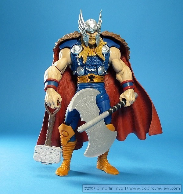 Marvel Legends Thor Action Figure 2006 Hasbro New Blob Series