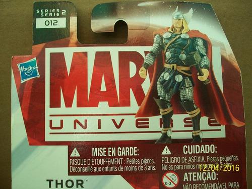 thor no.12 marvel universe serie 2