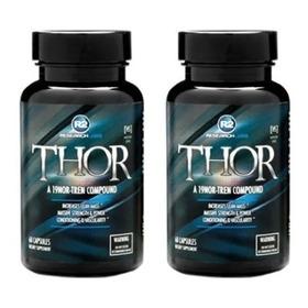 Thor R2 Research 120 Cápsulas Entrega Imediata Frete Grátis