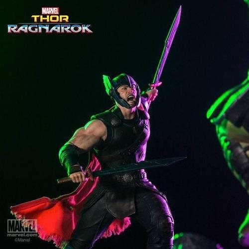 thor ragnarok estátua thor art scale 1/10 iron studios